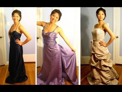 Fashion: What to Wear to Prom (Different Styles) - YouTube