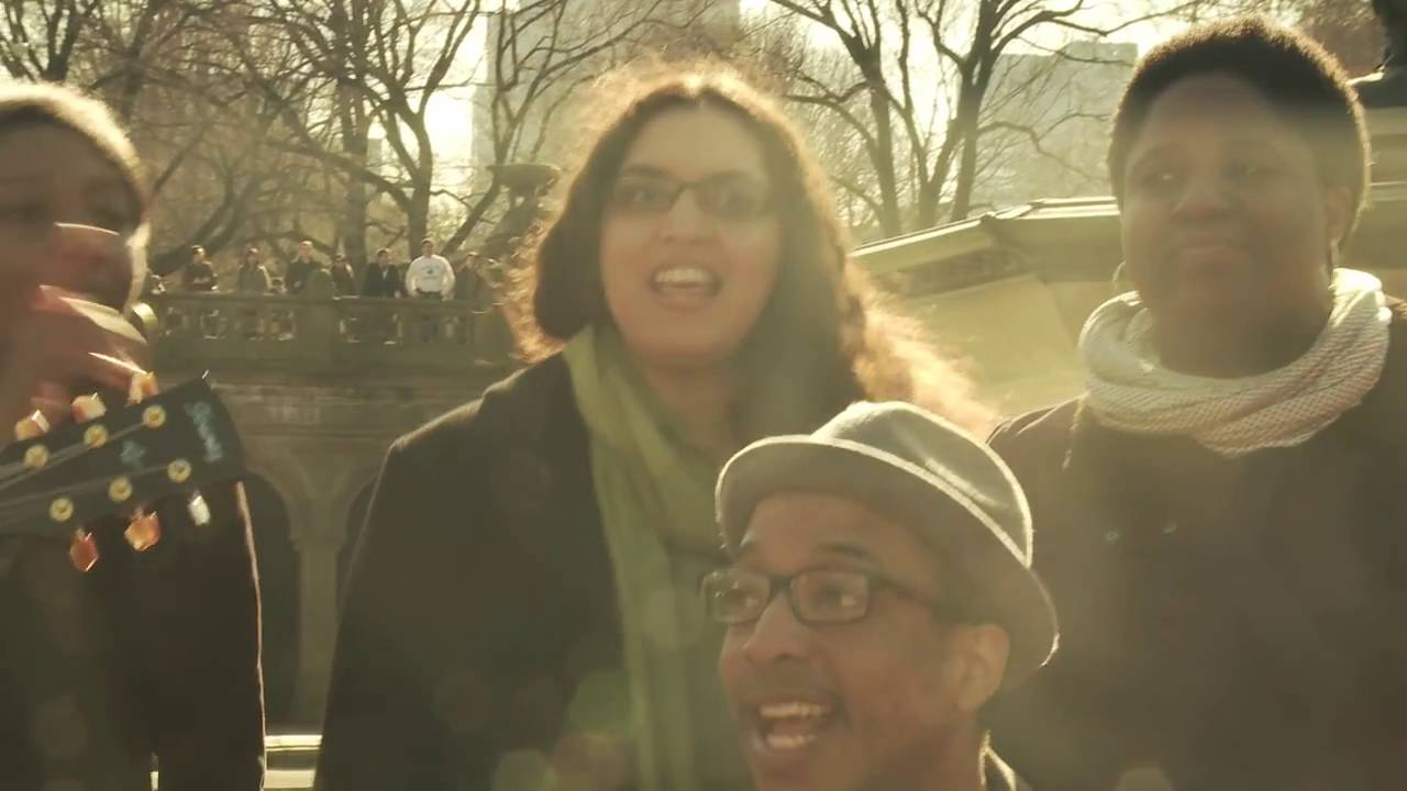 Say So Israel Houghton Covered by JUBILEE Music NYC (Jubilee Worship)