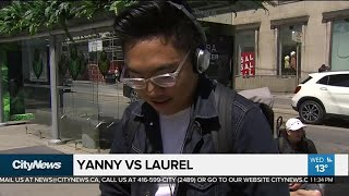Yanny or Laurel? Debate over audio clip goes viral