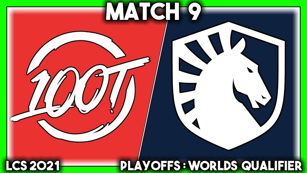 Download THE TRINOMIAL (LCS 2021 CoStreams | Playoffs: Worlds Qualifier | Match 9: 100 vs TL)