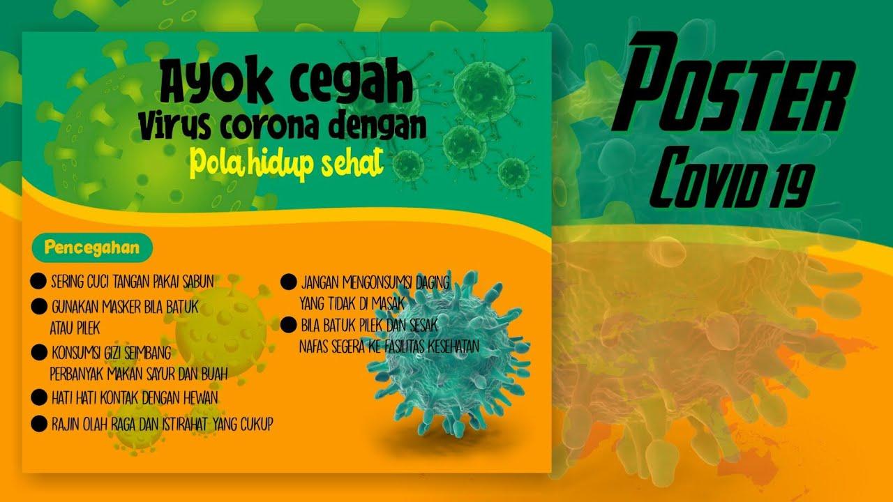 Poster Pencegahan Covid 19 Simpel Dan Mudah - DOKUMEN PAUD ...