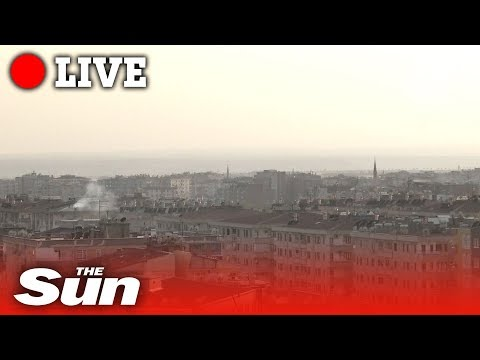 Turkey begins Syria offensive | LIVE