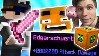 +2000000 ANGRIFF SCHADEN EDGAR SCHWERT - PALUTEN Lucky Block   CraftingPat