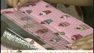 Mini Frasqueira Térmica - por Renata Herculano