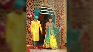 Fabiha Sherazi With Husband In Geo Subha 2017..