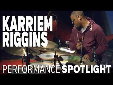 Karriem Riggins: Spotlight Performance (2 of 2)