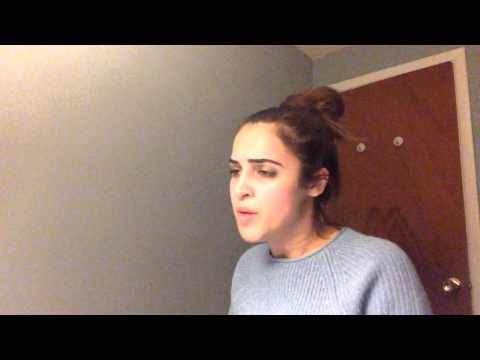 Jason Derulo- Want to Want me/ Want you to Want me mashup (Cover by Allie Martocci) Mp3