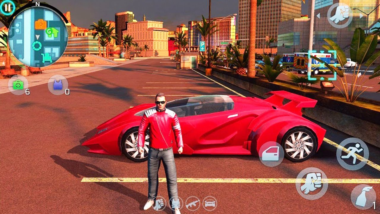 Gangstar Vegas – Most Wanted Man # 86 – Fletcher Ramsey (As Jason)