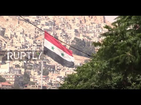 Syria: 'Western failure' – Damascus residents condemn US-led strikes