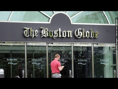 Fed Up Boston Globe Journalists Deliver The Newspaper Themselves - Newsy