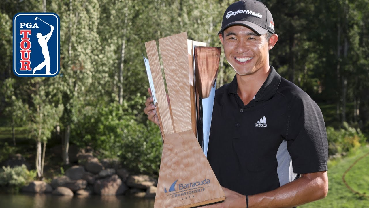 Collin Morikawa's highlights from the 2019 Barracuda Championship