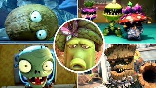 Plants vs. Zombies: Battle for Neighborville™ - ALL CUTSCENES!!