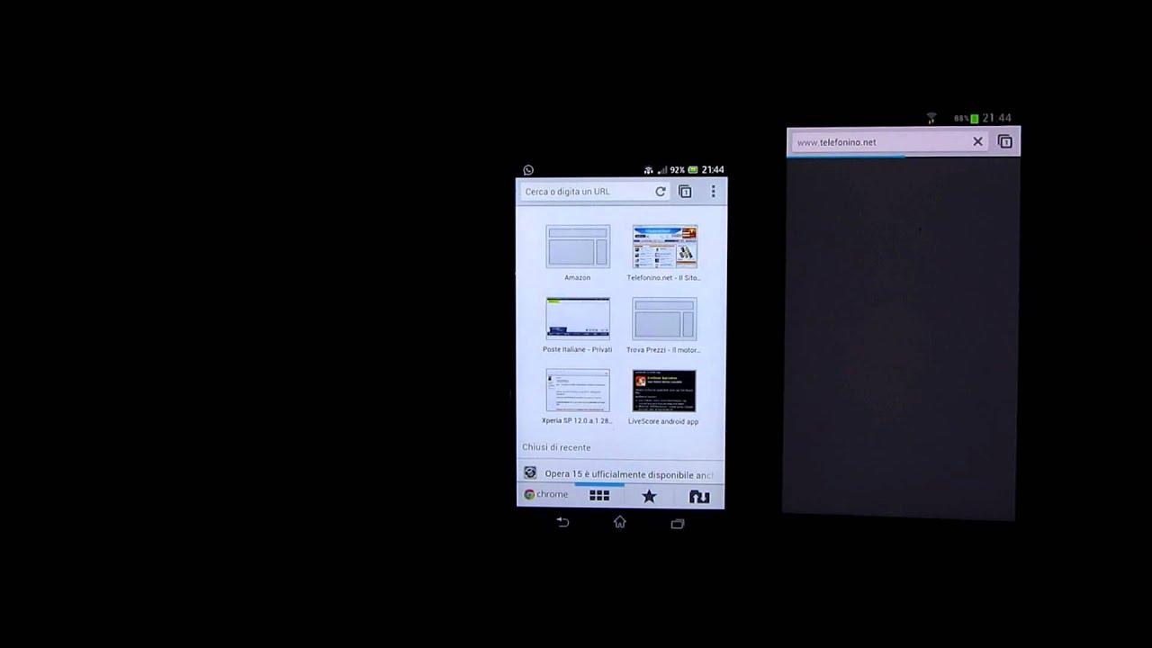 Sony Xperia SP vs Samsung Galaxy S3 - Dual Core vs Quad core - YouTube