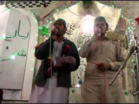 New Sindhi Manqbat Gous e Pak By Zeeshan Mustafa Qadri and Imtiaz Hussaini