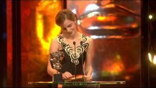PotterShots.net - Emma Watson presenting at BAFTA Award