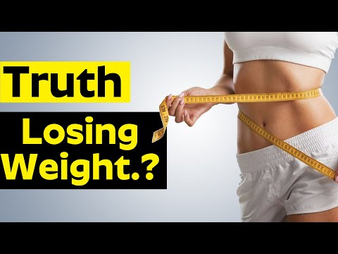 What Is The Truth About Losing Weight.? - Dr. Sowmya   Biggest Myths About Weight Loss