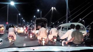 Azadi Chowk Flyover, Lahore