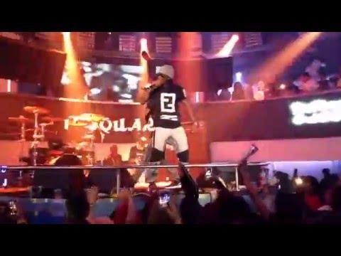 P-Square - Do Me (Live @ Club Blu Rotterdam 25-3-2016)