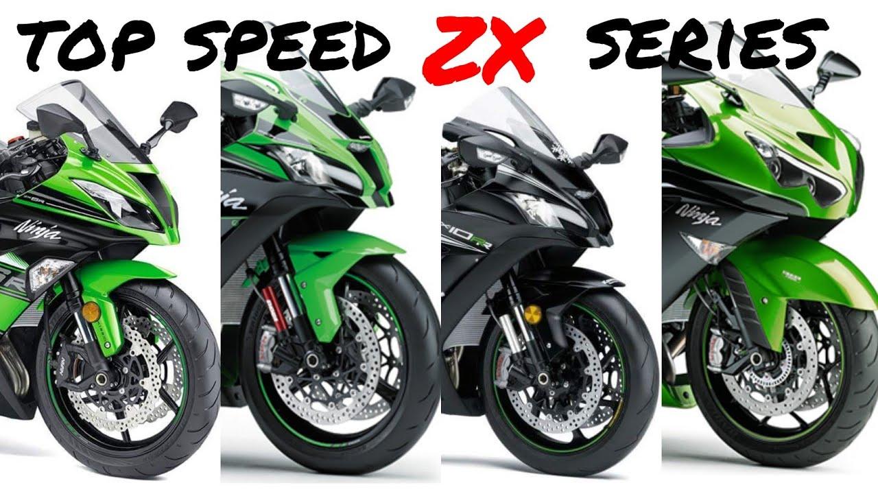 Zx10r Top Speed Zx6r Zx10rr Zx14r Youtube