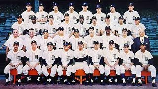 A CITY ON FIRE: THE 1968 DETROIT TIGERS