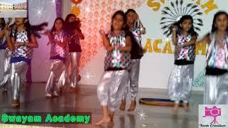 Rind Posh Maal   Swayam Academy   Cultural Dance..