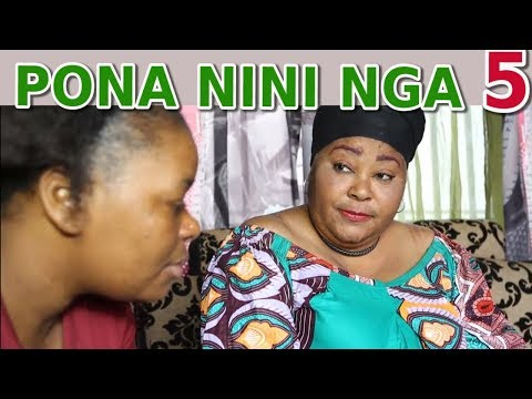 PONA NINI NGA Ep 5 Theatre Congolais Ebakata,Lava,Mosantu,Faché,Baby,Serge,Alain