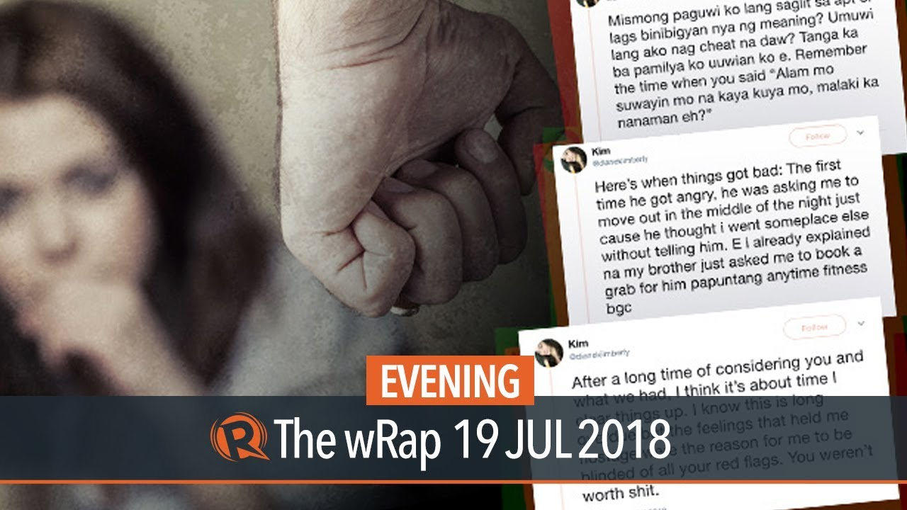 VIRAL: UST student tweets how she was physically abused