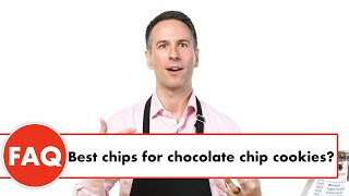 Your Chocolate Chip Cookie Questions Answered By Experts | Epicurious FAQ