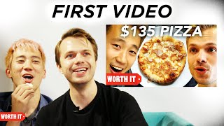 Steven And Andrew React To Their First 'Worth It' Episode