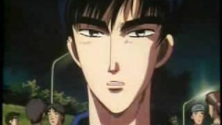 頭文字D 1st Battle01 「AE86 VS FD3S」 thumbnail