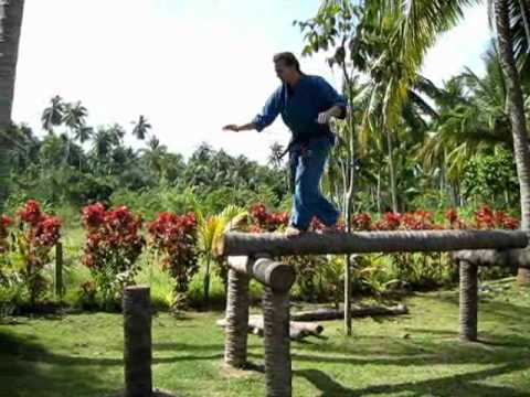 Balance Beam Training Live-In Martial Arts and Adventure ...