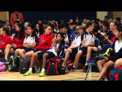 Secondary School - Stamford American International School Singapore
