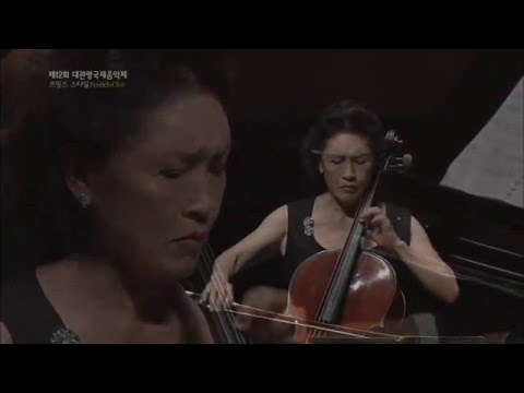 [2015 GMMFS 대관령국제음악제] Barber - Cello Sonata, op. 6