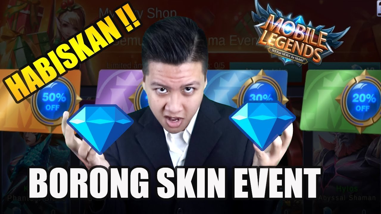 Event Calendar Mobile Legend : Sultan ngabisin diamond borong skin event mobile legend
