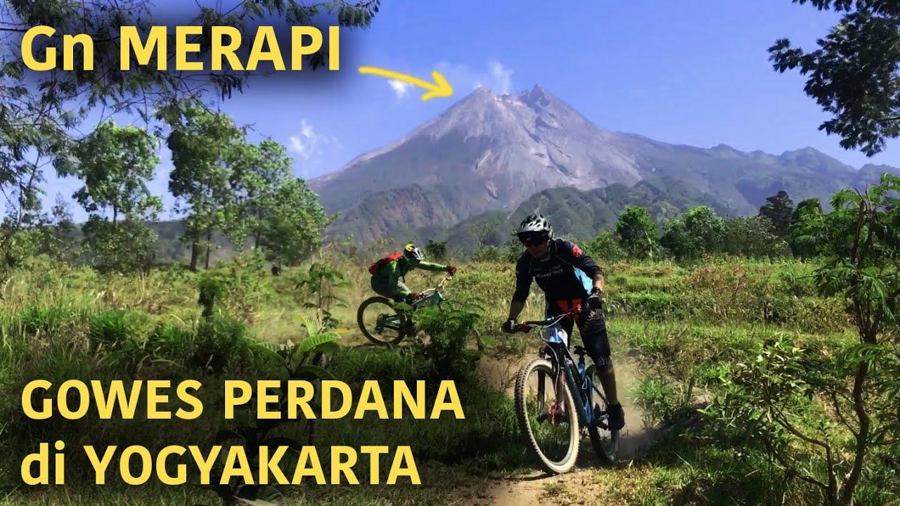 First Time Klangon Bike Park Yogyakarta | with PERTABIKE PERTAMINA #JCY2019