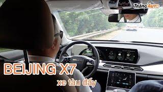 Video dành riêng cho anh em đi X7, ai ghét xe Tàu vui lòng bỏ qua