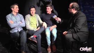 SXSW 2014 Neighbors Zac Efron, Christopher Mintz Plasse and Dave Franco Interview