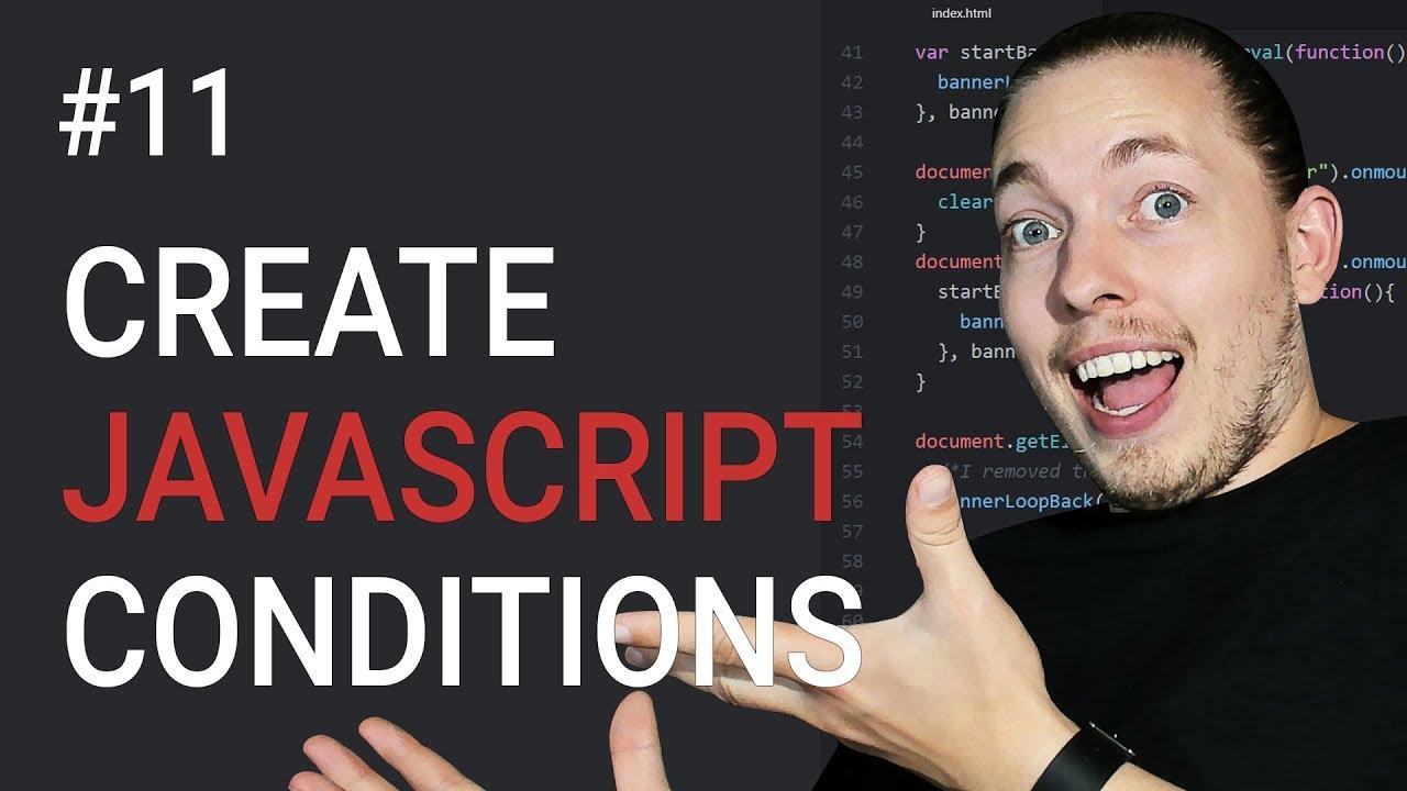how to create javascript and run