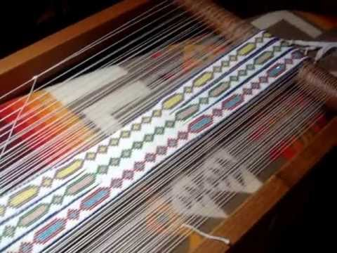 how to use a premium beading loom