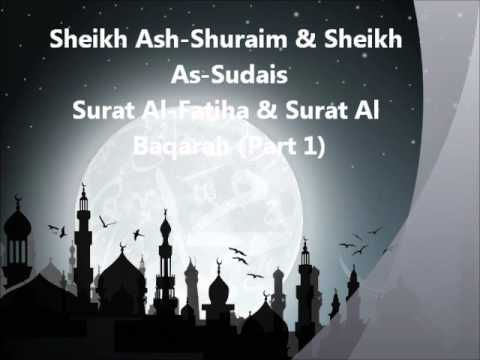 sourate al baqarah shuraim
