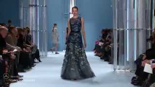 carolina herrera mercedes benz fashion week fw 2015 collections