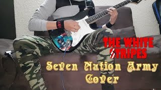 Seven Nation Army Guitar Cover By Scorpion 720