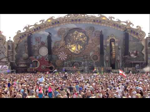 Tomorrowland 2014 | R3hab weekend 2