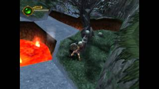Video Game Deaths: Maximo - Ghosts to Glory (PS2) (Death Animation/Game Over)