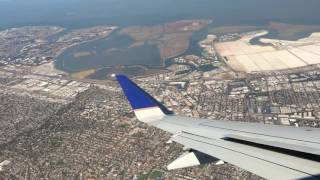 Landing at the San Francisco Airport
