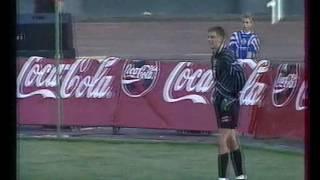 ЛЧ 98-99 /1-й кв.раунд /Динамо(Киев) - Барри Таун (Уэльс)1 тайм