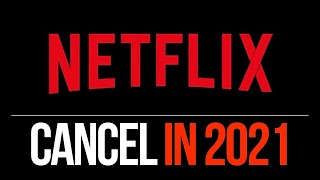 How to Cancel y๐ur Netflix Subscription in 2021