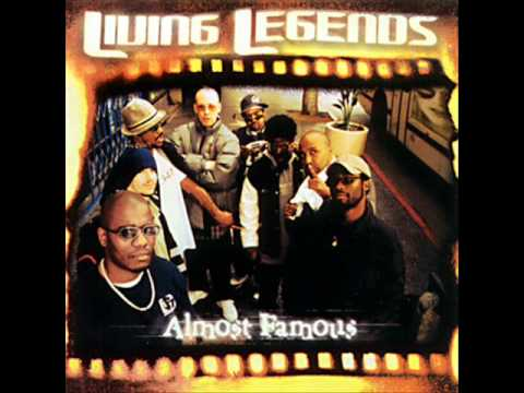 Living Legends - Common Ground (ft. JC)