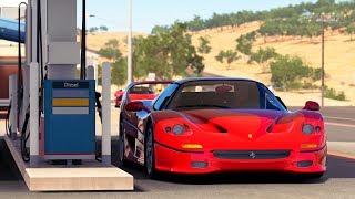 Forza Horizon 3 Ferrari F50 Gameplay HD 1080p
