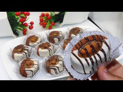 جديد حلويات العيد 2020 حلوى بالكراميل ذوب فالفم هشيشة بحبة بيض تقطع كمية كبيرة شابة بزاف